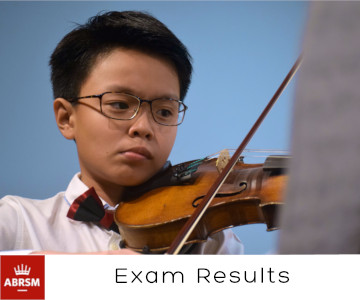 ABRSM Practical & Theory Results