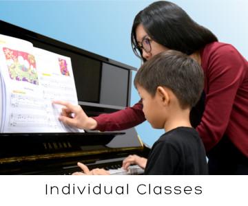 Individual Classes